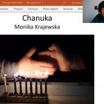 wykład online o Chanuce