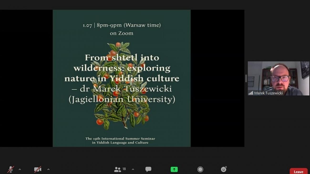 screen z wykładu